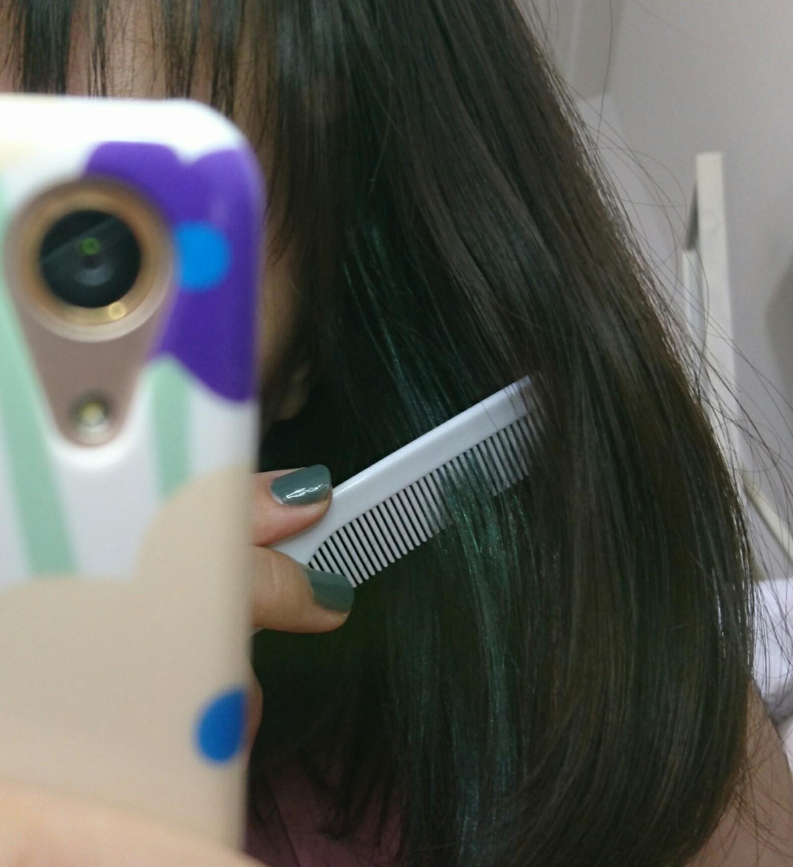 【おうち時間をおしゃれに過ごす!】リーゼの1DAY ヘアモンスターで簡単・髪色チェンジ!_3