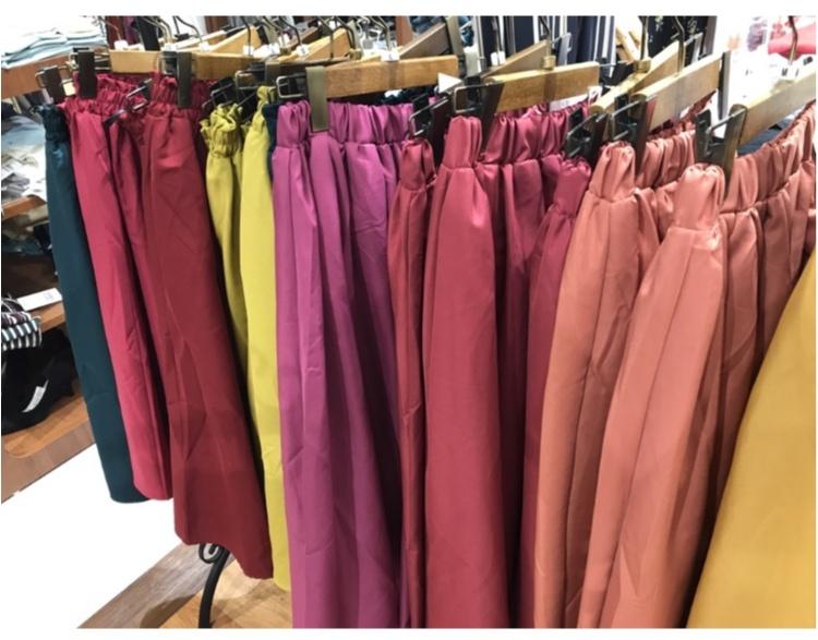 【Fashion】欲しい色がきっと見つかる!カラバリ◎ 無敵の高見えスカートが1980円で買えるのはココ❤︎!_1