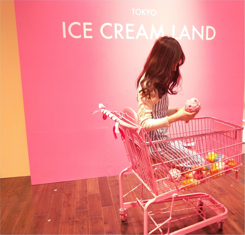 アイスクリームの夢の国「ICE CREAM LAND」でフォトジェニック空間を満喫♡横浜コレットマーレ5/27まで!_2_4