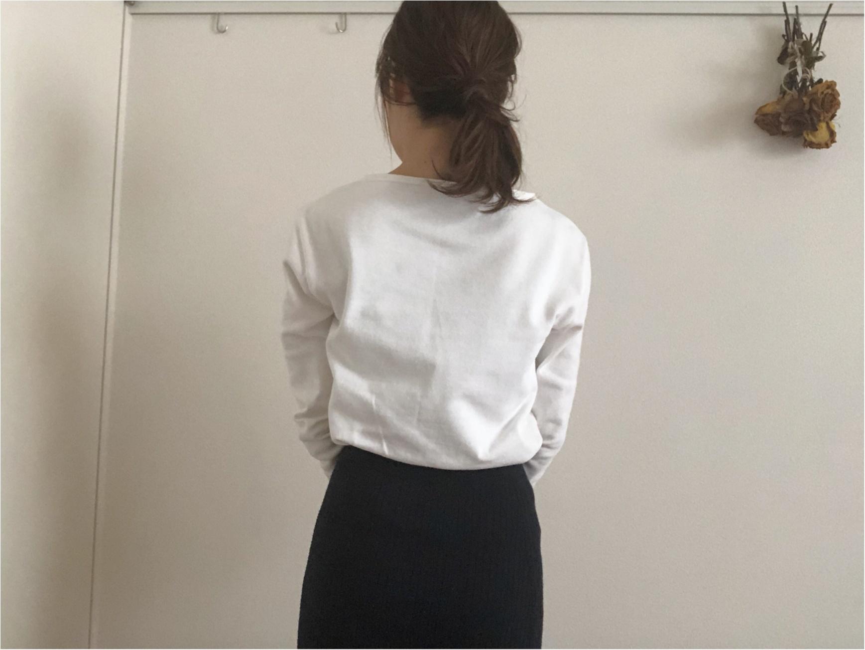 《アヤサンポ》ZARA.UNIQLO中心のプチプラファッション。HiGH&LOW のちょいテクニックとヘアスタイル編_5
