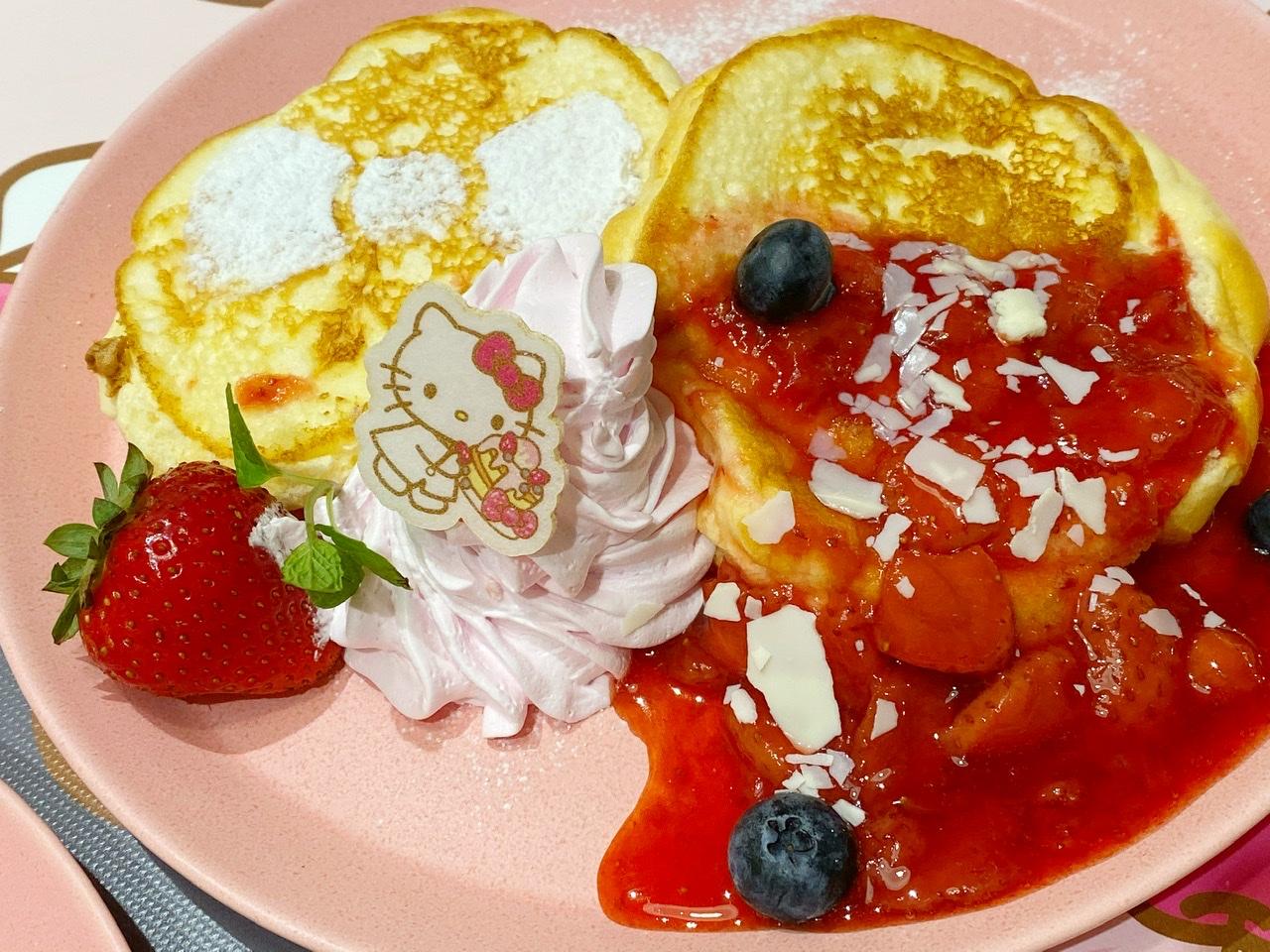 【期間限定】EGG & SPUMAとサンリオのコラボカフェが最強カワイイ!_4