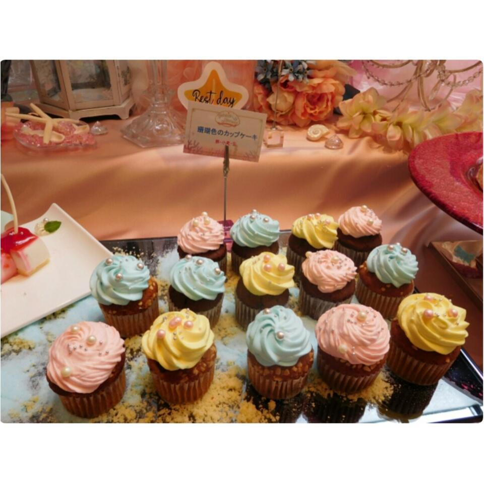 《可愛いすぎる♡♡♡》プリンセスマーメイドスイーツパーティで素敵な時間を♡_18