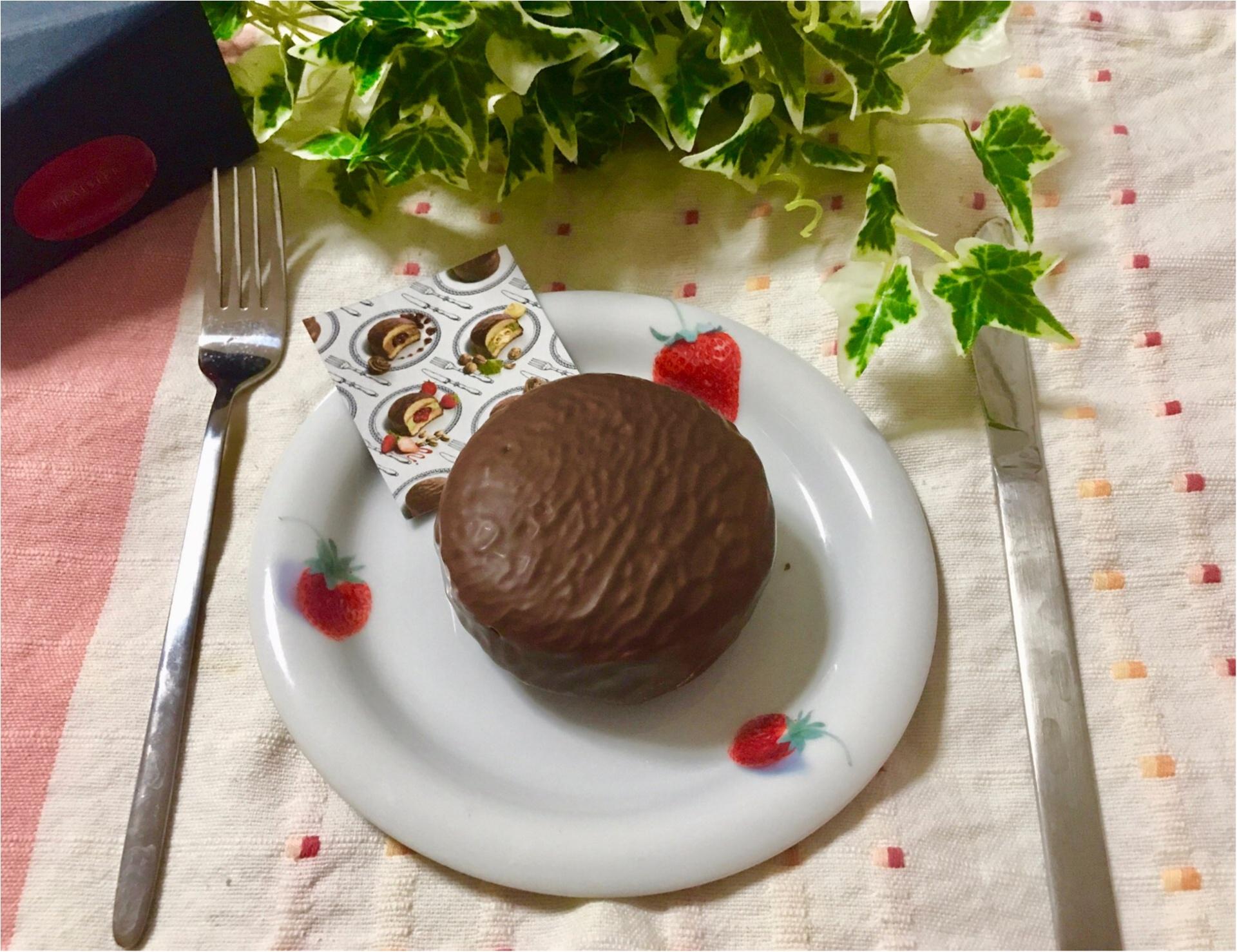 """賞味期限は2日!?《トシ・ヨロイヅカ監修★》ナイフとフォークで食べる、超セレブリティ【 """"生"""" チョコパイ】が美味しすぎる♡♡_7"""