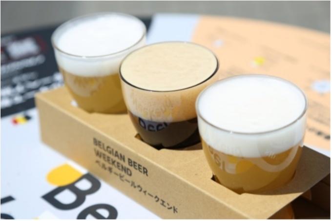 98種類のベルギービールで乾杯ができるオープンビアテラス 記事Photo Gallery_1_8