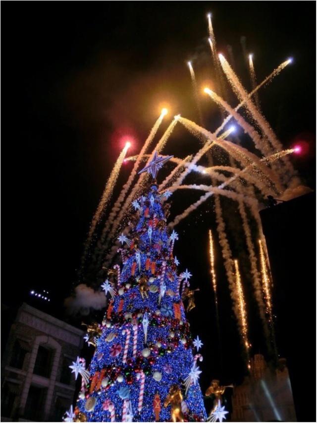 《USJクリスマス》クリスマスショーの「天使のくれた奇跡」がグランドフィナーレ♡_10
