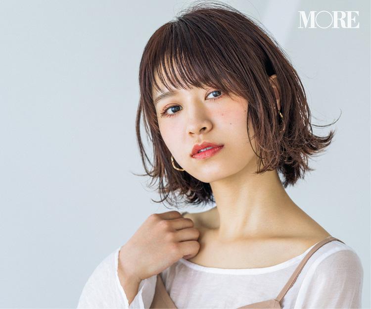 簡単にできてかわいい! 顔のタイプ別・おしゃれな前髪の作り方♡ Photo Gallery_1_25