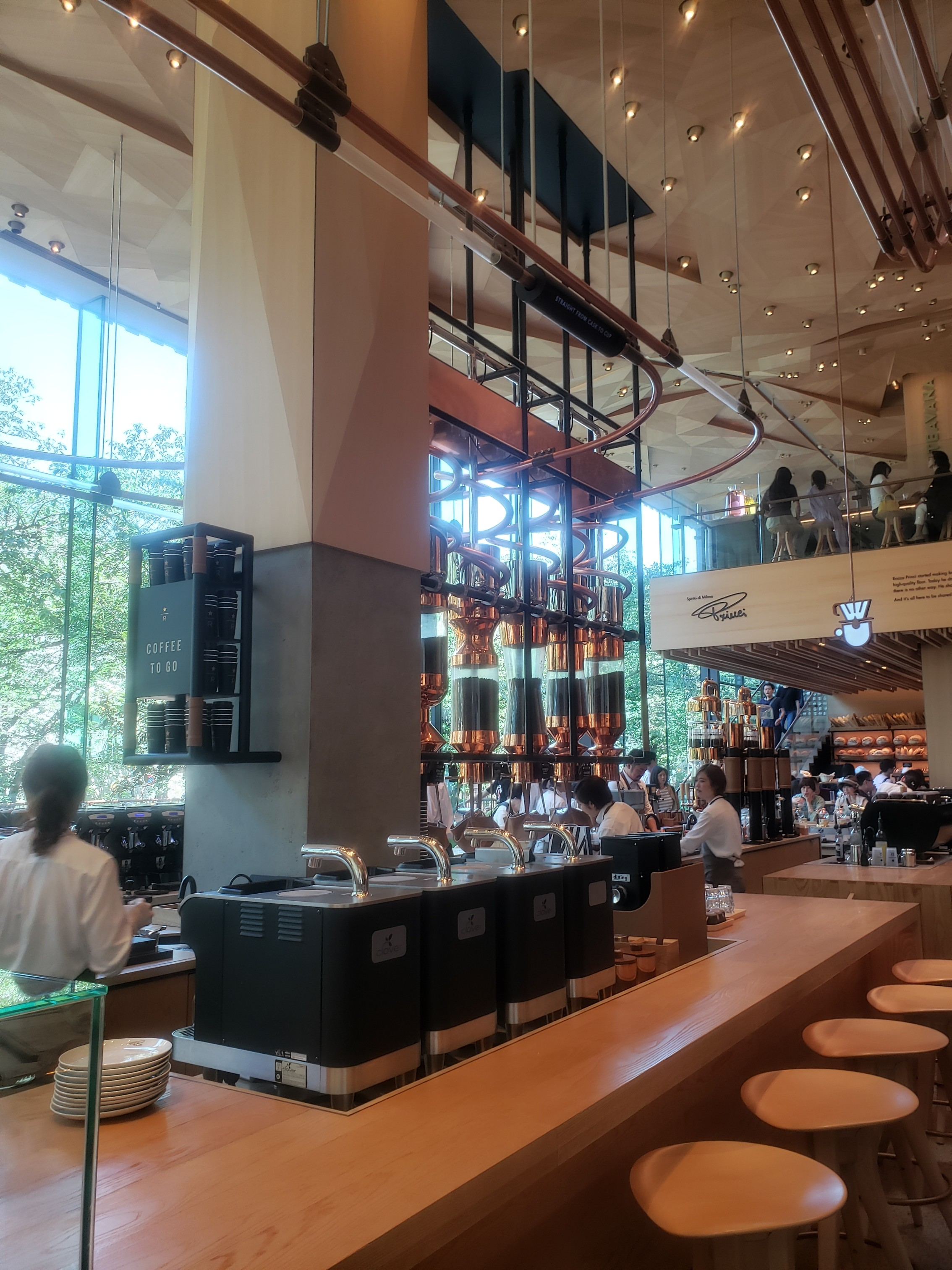 [STARBUCK RESERVE ROASTERY TOKYO]は、まるでテーマパーク☆第1段_4