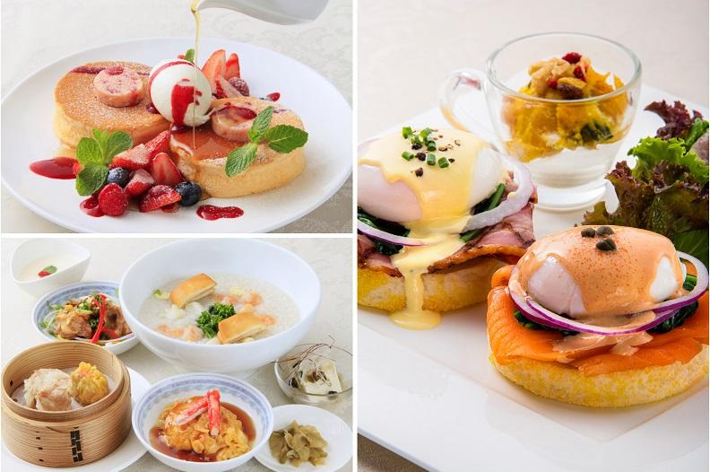 【横浜のおしゃれなホテル】『HOTEL PLUMM』併設のカフェ『tobago cafe&bar』の朝食例