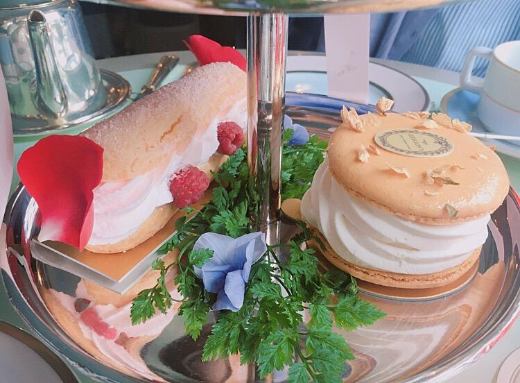 【期間限定】ポンパドゥール夫人と優雅な午後を♡LADUREEのアフタヌーンティー@銀座_6