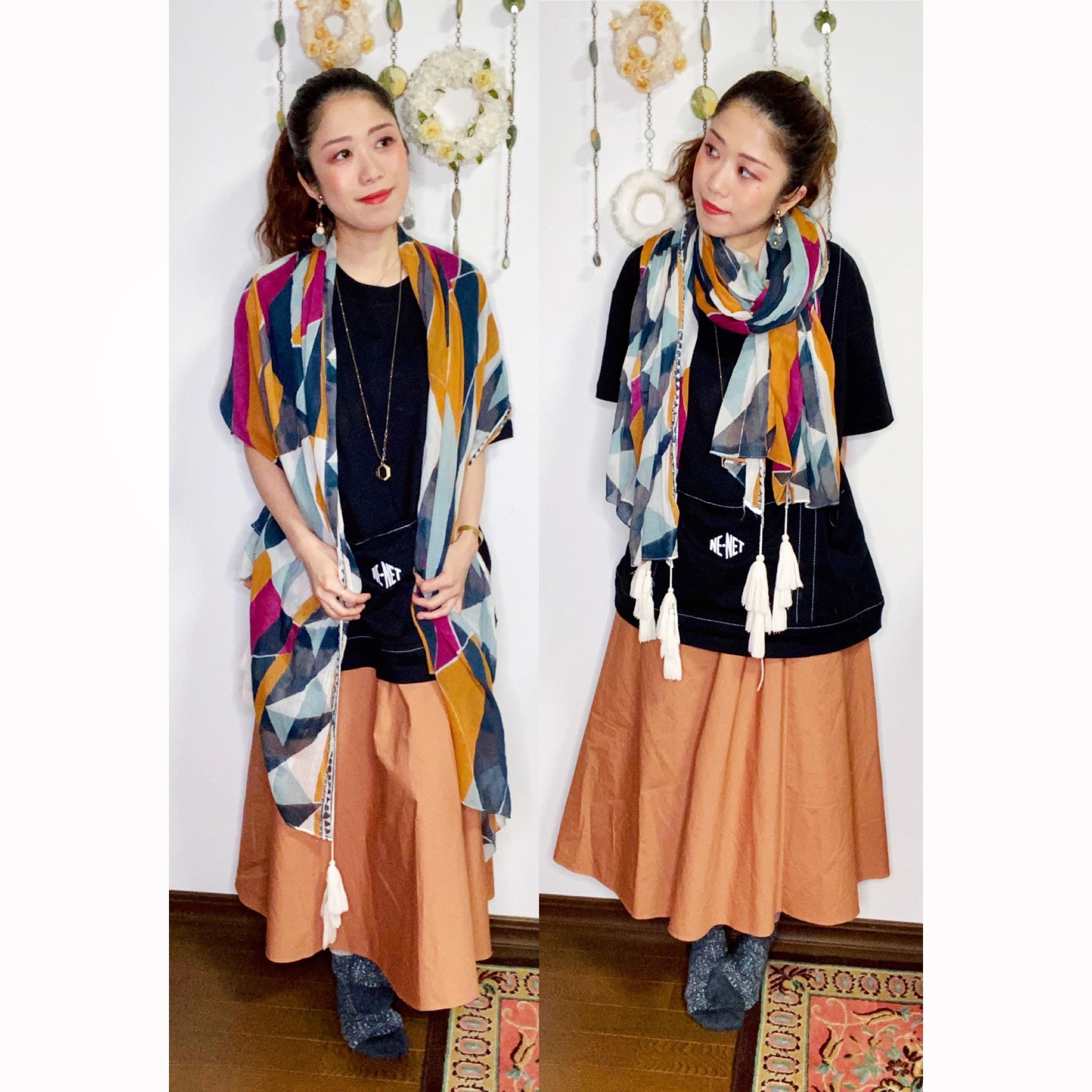 【オンナノコの休日ファッション】2020.10.6【うたうゆきこ】_1
