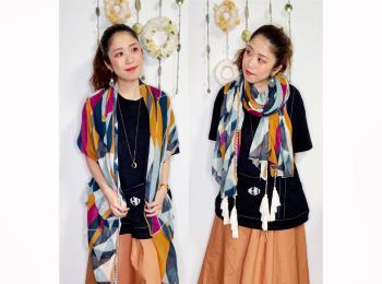 【オンナノコの休日ファッション】2020.10.6【うたうゆきこ】