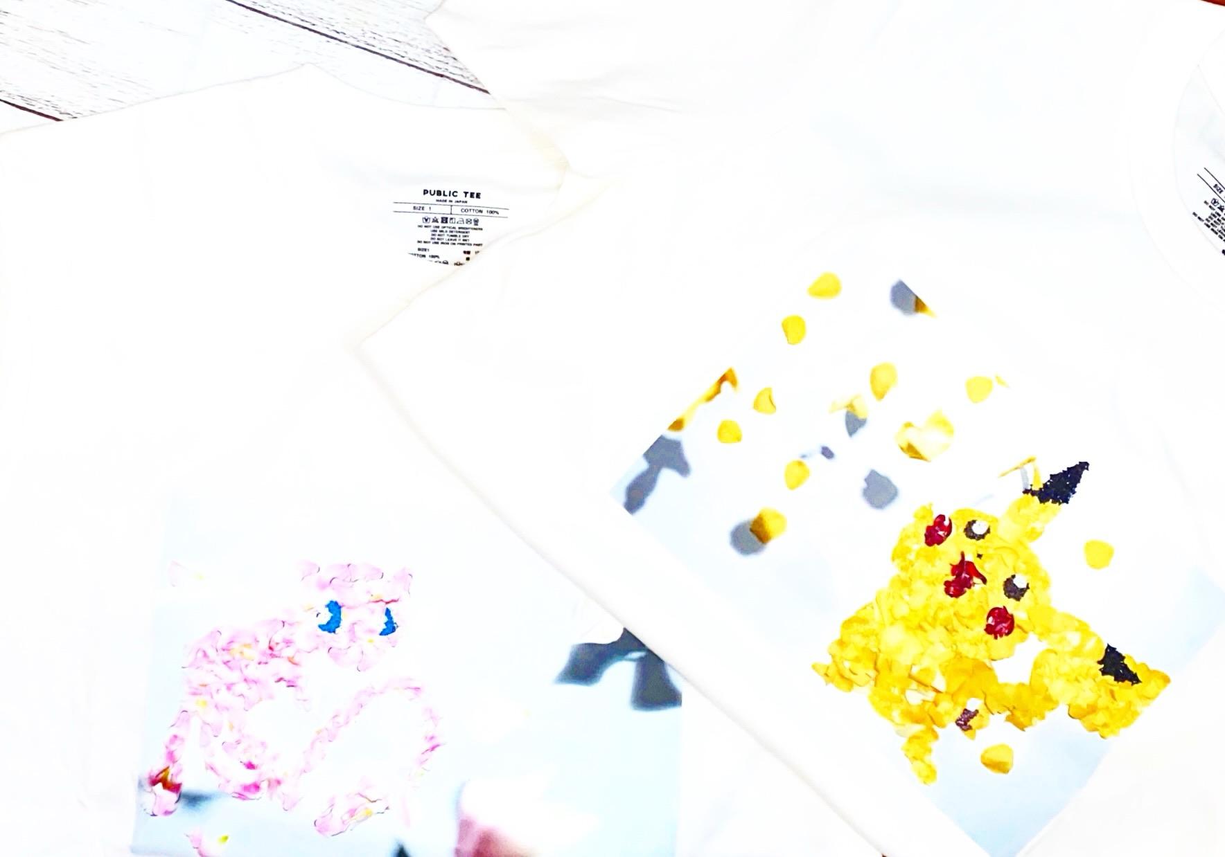 【PUBLIC TOKYO×ポケモン】ポケモン番長集合!PUBLIC TEEシリーズから目が離せない!_1