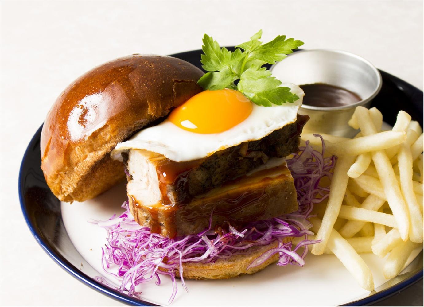 明日5/26(金)、横浜に行くとハンバーガーがもらえるかも!? グルメバーガーカフェ『ブルー ターミナル』がオープン☆_1