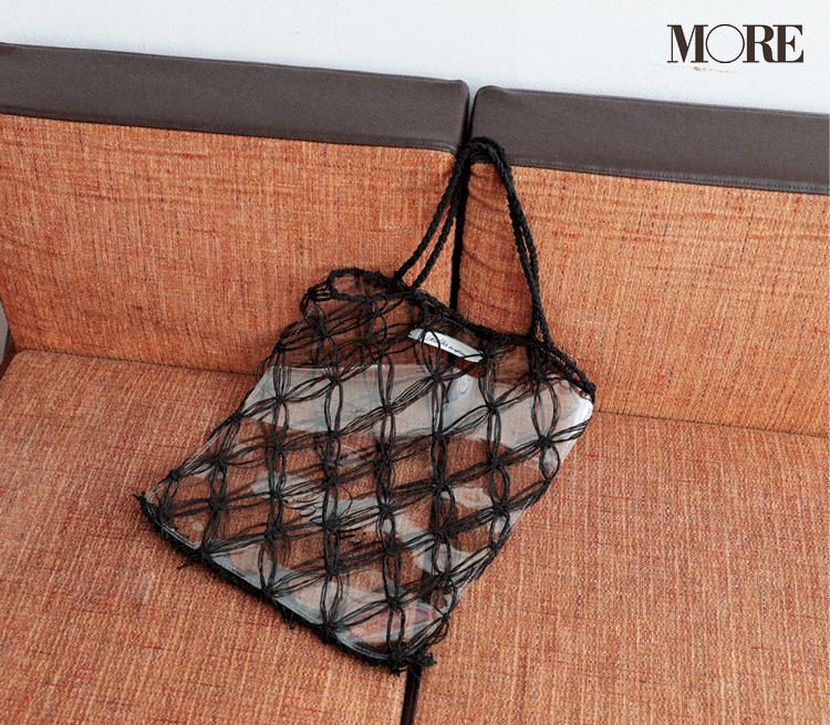夏のトレンドバッグ特集《2019年版》- PVCバッグやかごバッグなど夏に人気のバッグまとめ_47