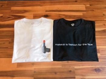 オシャレすぎるユニクロ×シュウウエムラのTシャツを今すぐゲットすべし!