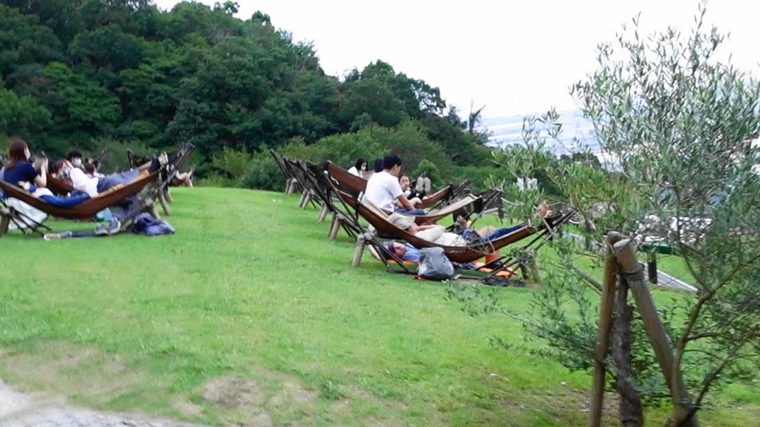 【神戸】神戸布引ハーブ園にいってみたらお洒落なテラスのカフェとハンモックがあってインスタ映えスポットだった_8