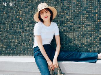 790円から4290円で選ぶ。体がきれいに見える白いTシャツリスト