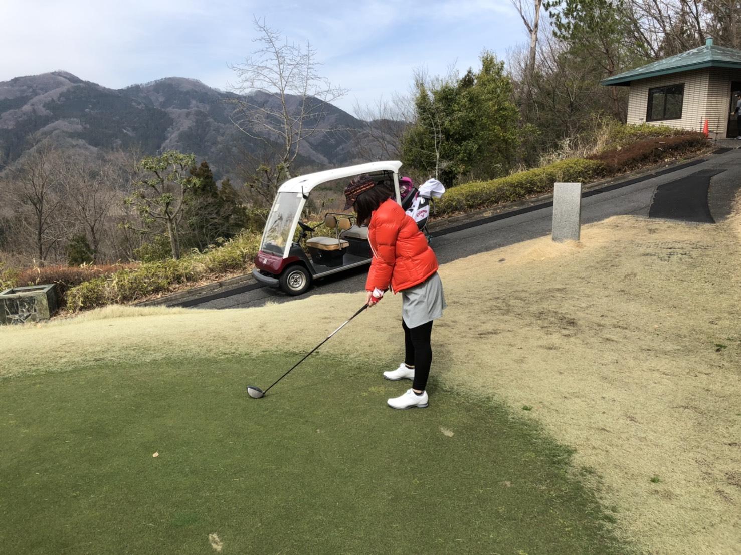 ゴルフしてきたよ_1