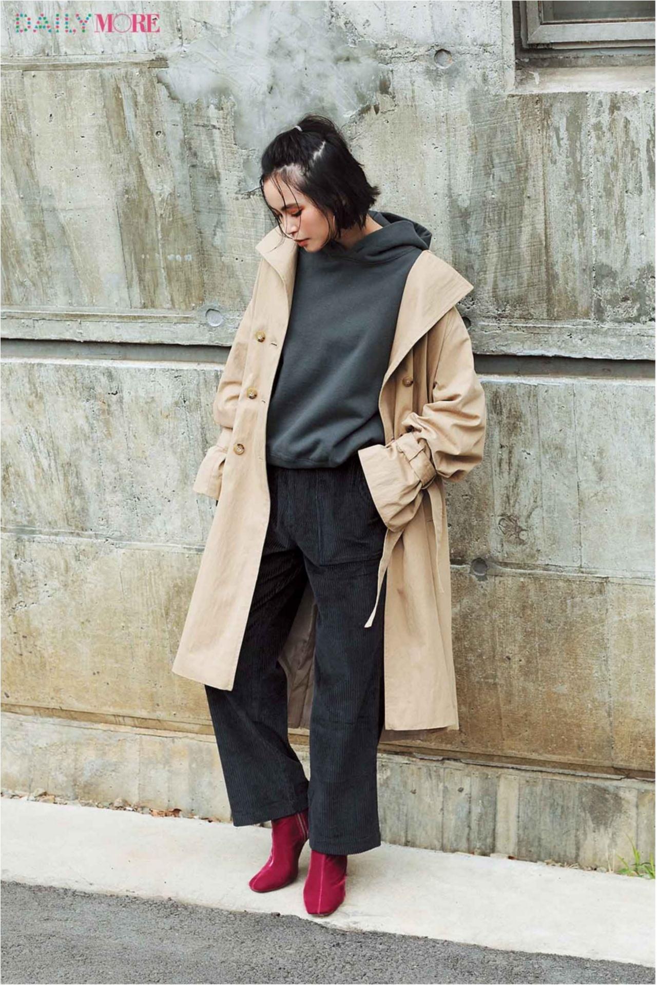 """""""今っぽ""""コーデのマストアイテム♪ 秋のトレンド「ベロア」の着こなしまとめ♡_1_9"""