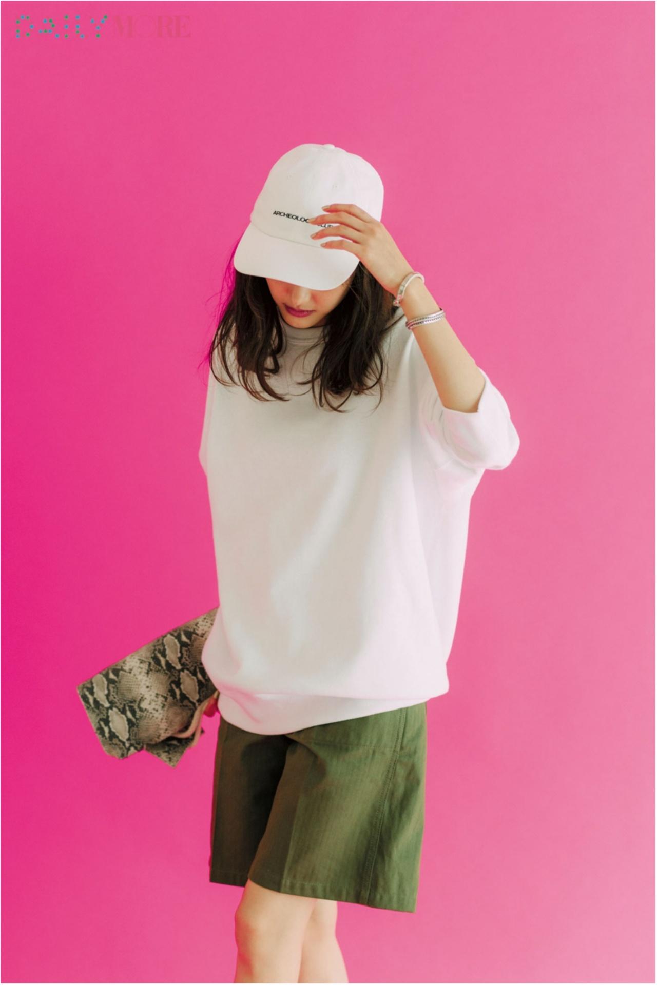 紫外線対策もオシャレにね♪【帽子】を使った春夏コーデまとめ♡_1_26