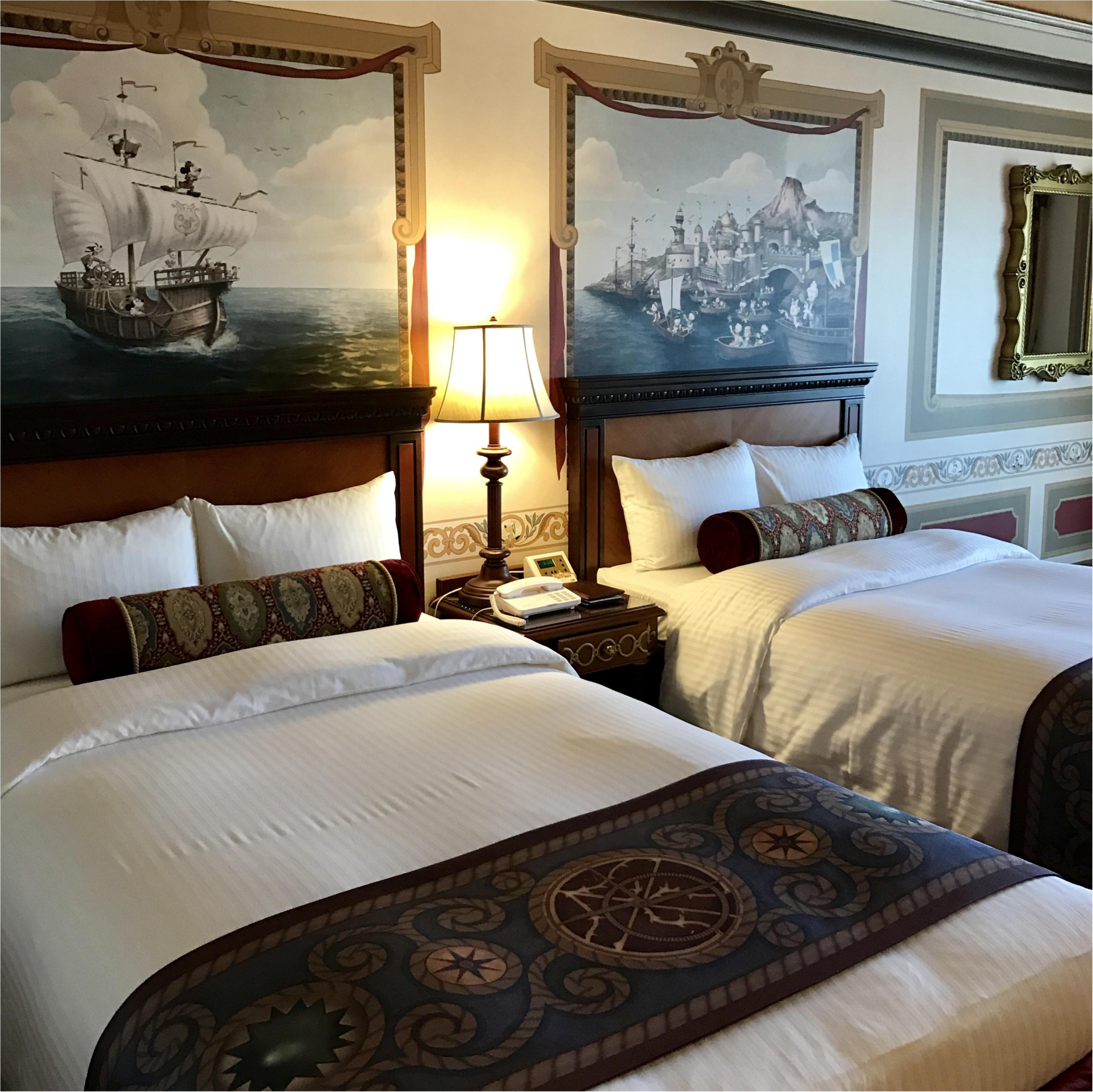 【夢のお泊まりディズニー♡】ホテルミラコスタの魅力をたっぷりご紹介します(*´꒳`*)_2