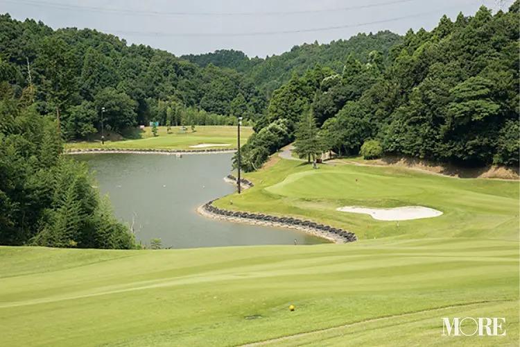 初心者におすすめのゴルフ場「市原ゴルフクラブ柿の木台コース」