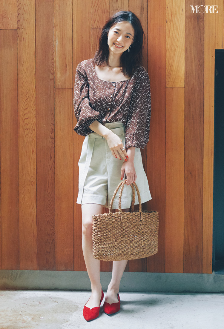 """ALL 1万円以下♡ PVCもかごも巾着も、""""持つだけで映える""""バッグだけ集めてみた!記事Photo Gallery_1_6"""