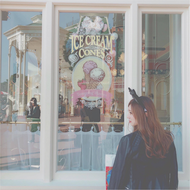 【Disney land】フォトスポットがいっぱい♡♡色々撮ってきました〜♡撮った写真を可愛く加工しましょ〜〜★★!加工アプリもご紹介♥︎_4