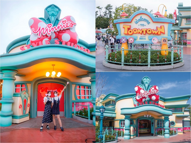 『東京ディズニーランド』初! ミニーマウスに会えるグリーティング施設「ミニーのスタイルスタジオ」が可愛すぎる件♡ _2