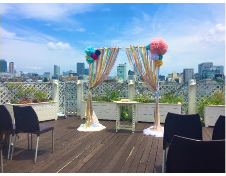 【Wedding】こんな披露宴にしたい!可愛すぎ♡!こだわりの海外風結婚式⋈_2