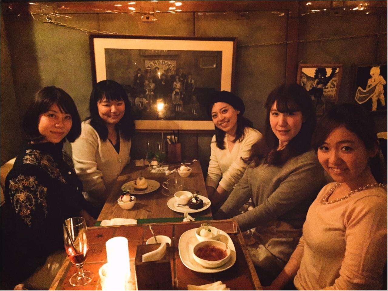 女子会におすすめ!渋谷のおしゃれな隠れ家的カフェでモアハピ女子会♡*_1