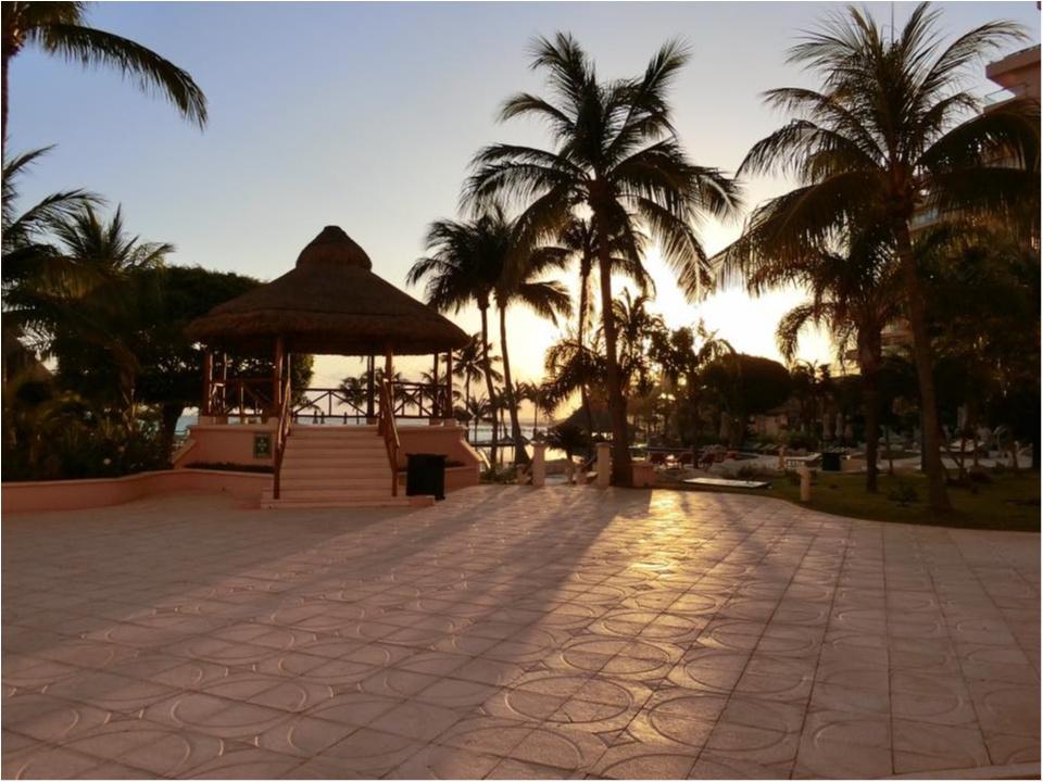 【新婚旅行】憧れのリゾート地カンクンへ!〜グランドフィエスタアメリカーナグランドコーラルビーチカンクン_4