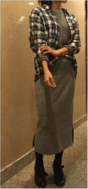 モデルじゃなくてもサマになるの!? 身長158cmスタッフOが雑誌コーデをマネしてみました!!_4