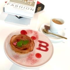 スイスのラグジュアリーブランド「BALLY」の期間限定カフェ♡