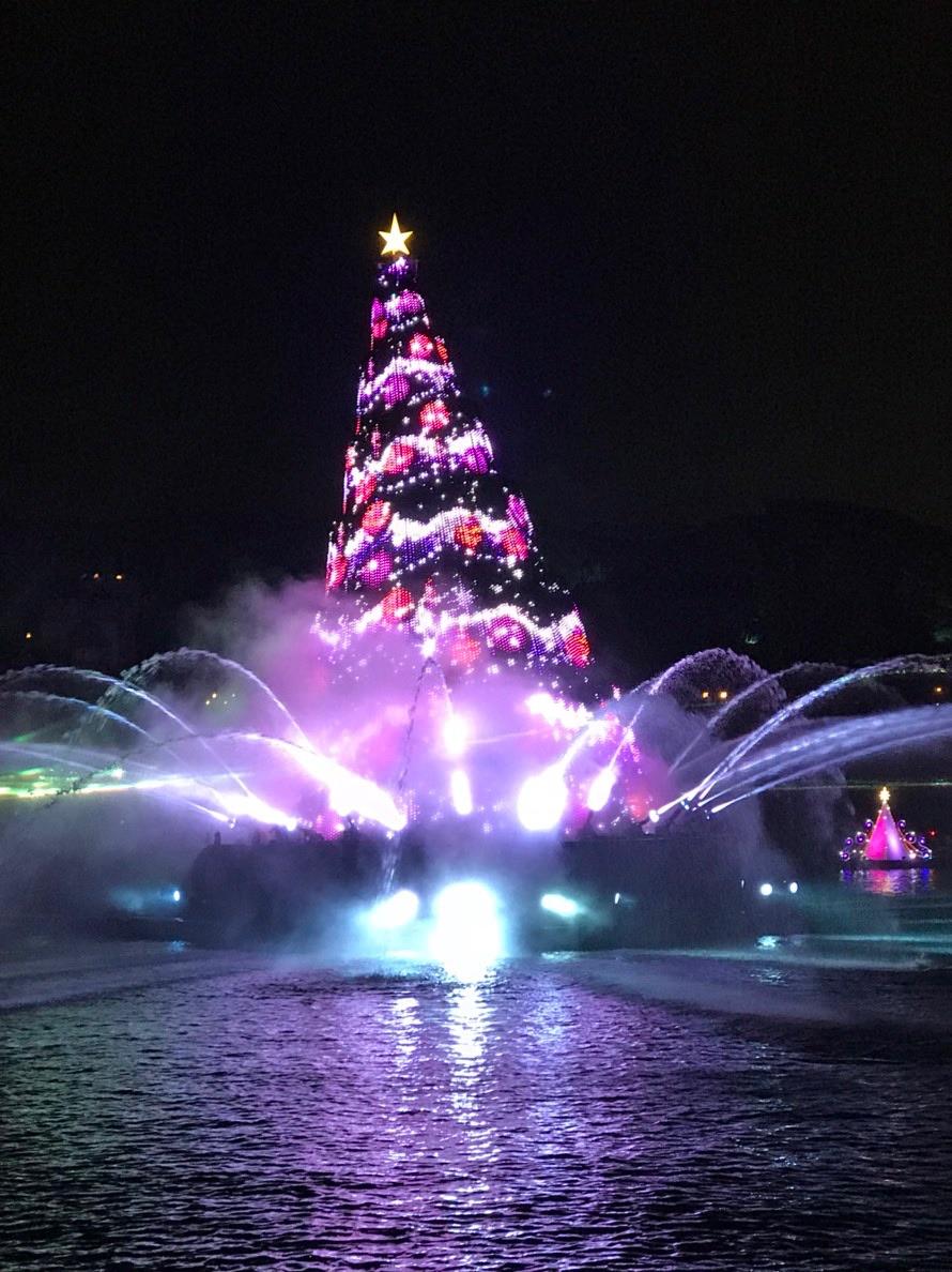 今年も「ディズニーシー クリスマス」に行ってきた!_7