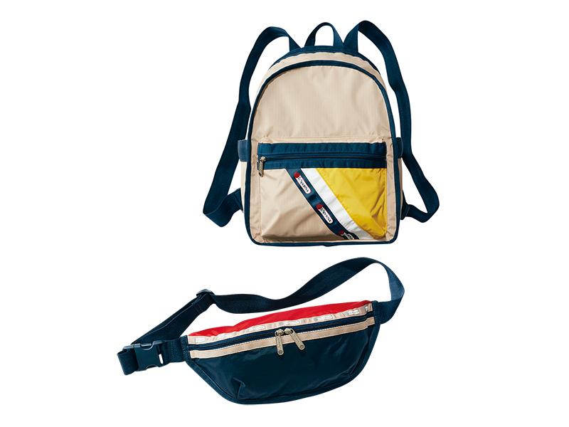 レスポの人気コレクションのバッグ