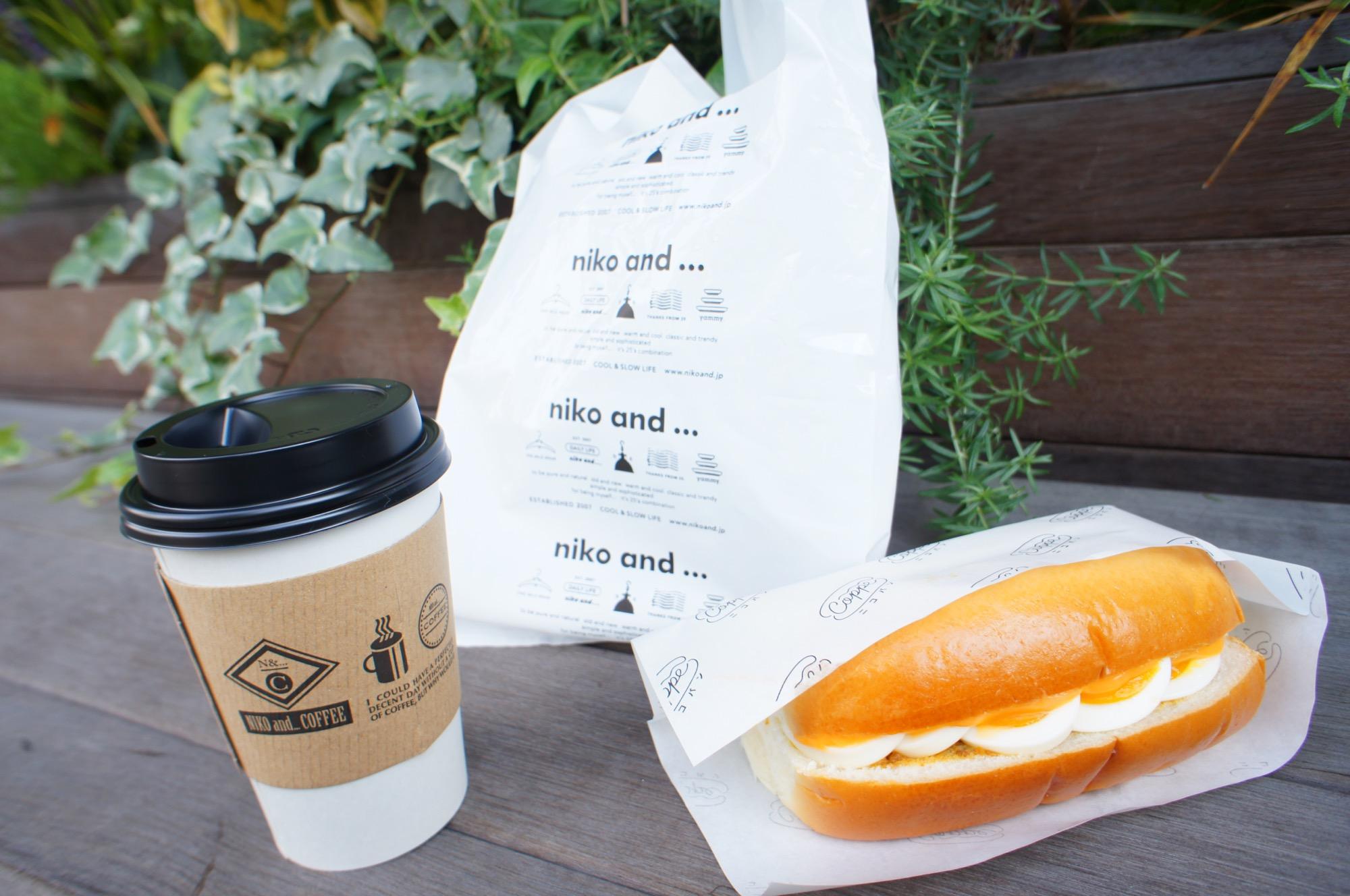 《ご当地MORE✩東京》絶品コッペパンサンド!【niko and...COFFEE】名物❤️ニコパンが美味しすぎる☻_4