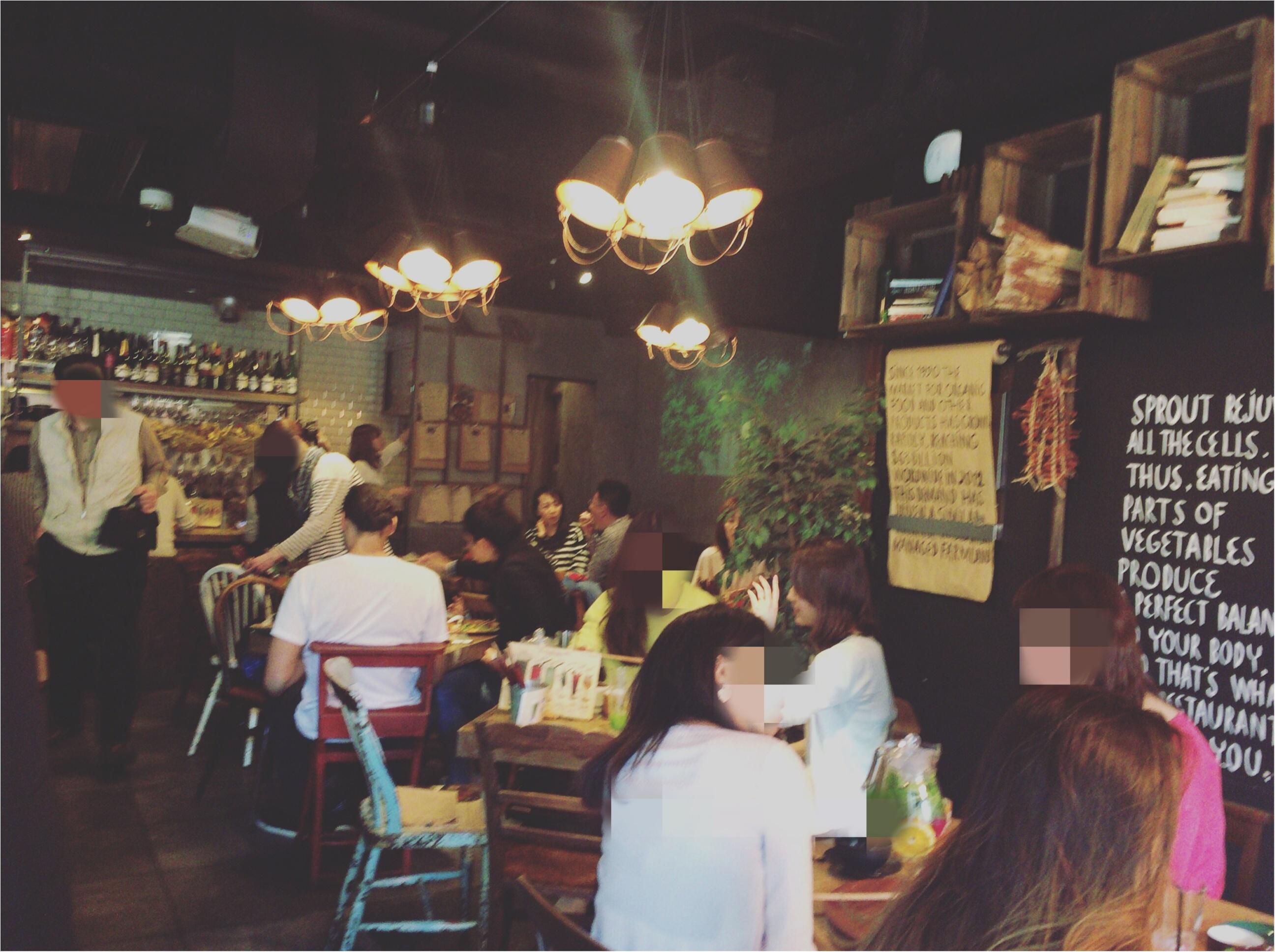 【恵比寿】オーガニック野菜を好きなだけ食べられるサラダランチが¥1,300!メインディッシュ+パン+スープ付き♡≪samenyan≫_9