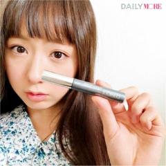AMOちゃんは、『クリニーク』のマスカラでさらに美まつげに♪【教えて! モアビューティズの1UP美容♡】
