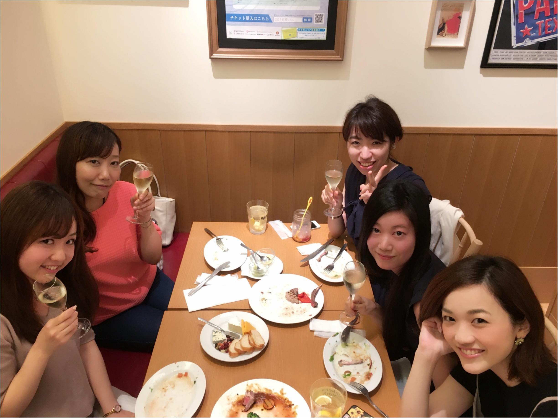 モアハピ8期が大集合!♡サラリーマンの街神田で、お肉が1番美味しいお店とは??♡_1
