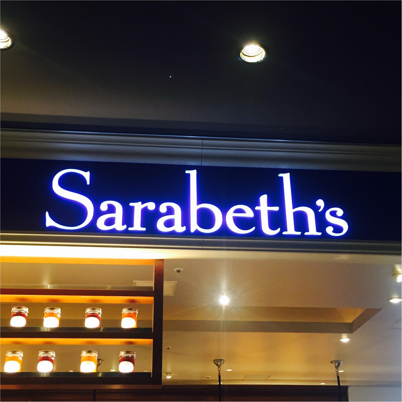 『NYの朝食の女王』♡サラベス《Sarabeth's》でブランチ女子会はいかが?_6
