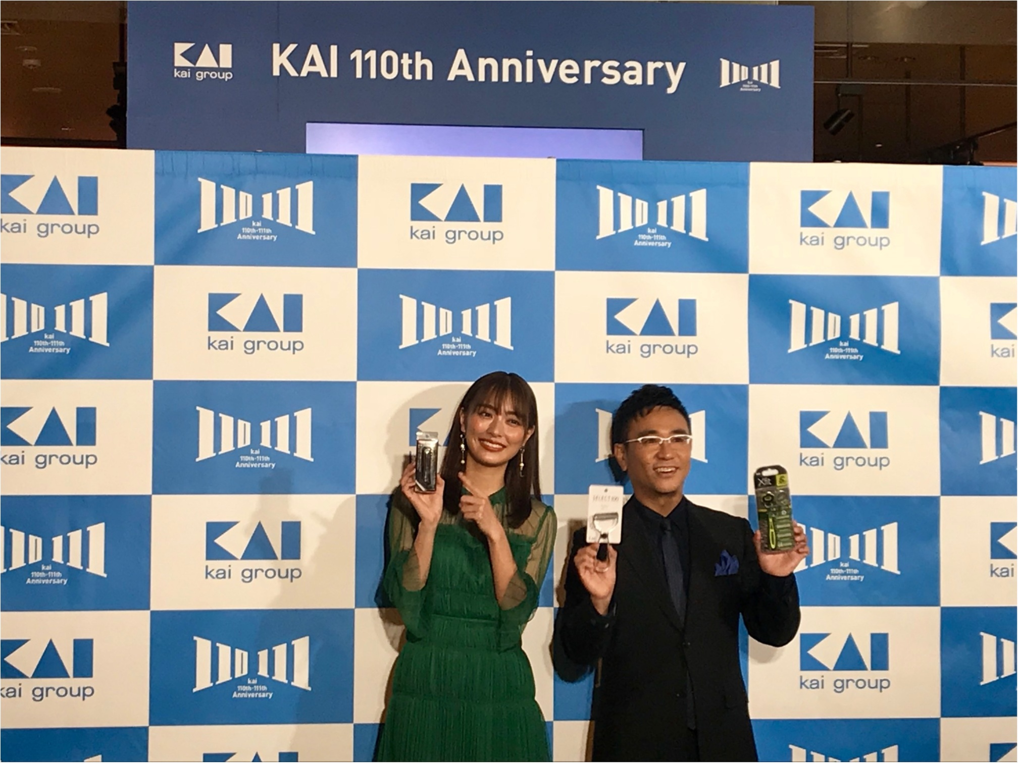 内田理央が「KAIの家」オープニングイベントに出席! だーりお監修ポーチを手に入れるチャンスも1