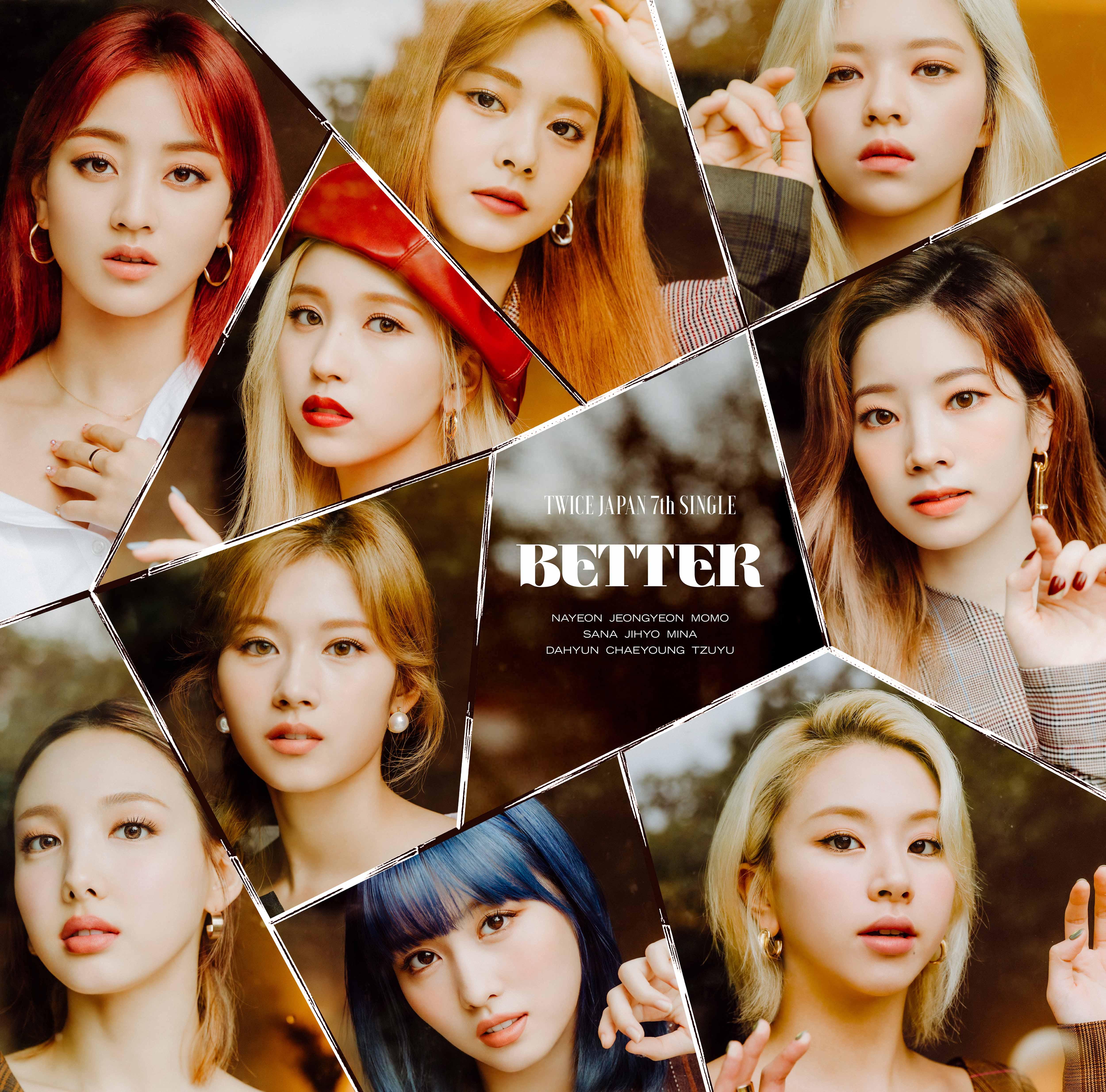 TWICEの日本7thシングル『BETTER』、先行配信スタート &ミュージックビデオ公開! 秋らしいファッションにも注目♡ photoGallery_1_13