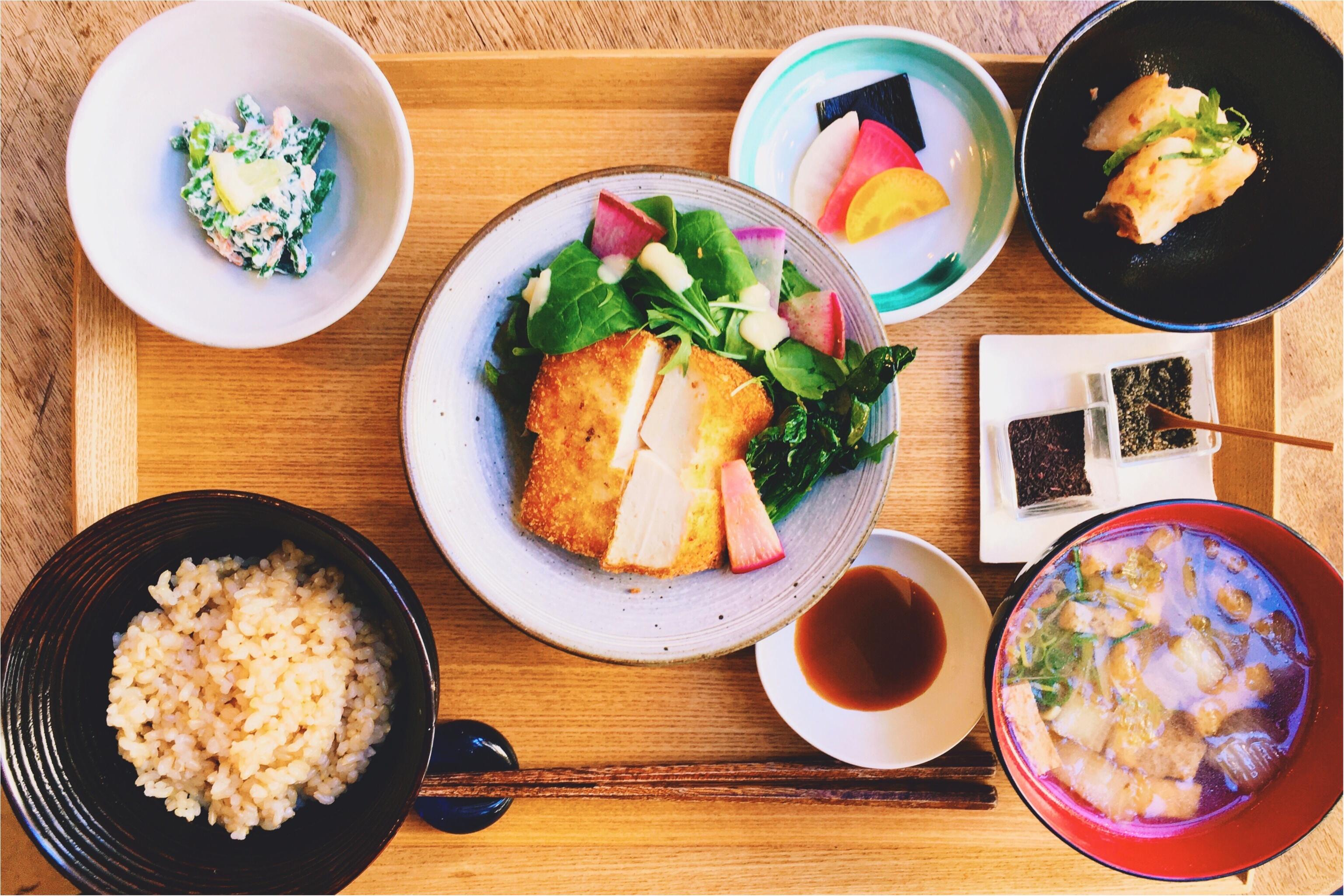 からだにいいもの☆美味しいもの☆表参道の玄米菜食を楽しめるお店!【モアハピ部:まな】_1