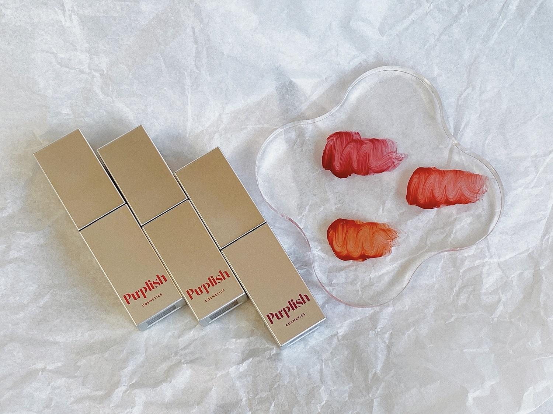 【ソウル発信!韓国コスメ잇템 #90】1分に1個売れてる! 人気モデルが手掛ける『Purplish』のリップティント_1