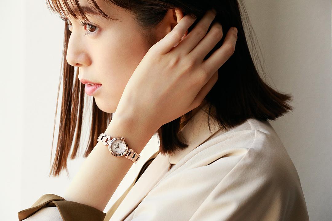 新生活は『シチズン クロスシー』の時計で私の時間をポジティブに_2
