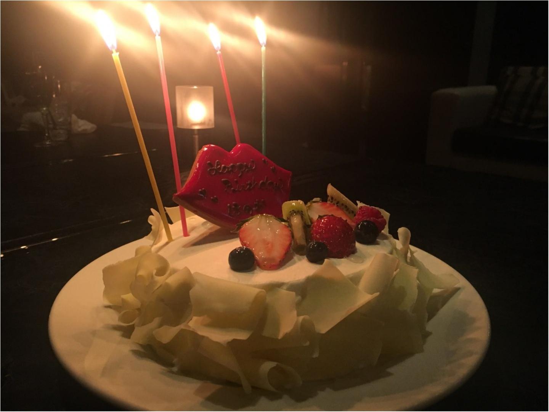 【大好きなモアハピ10期にお祝いしてもらいました】大人数女子会はオシャレな個室がおすすめ♡_8