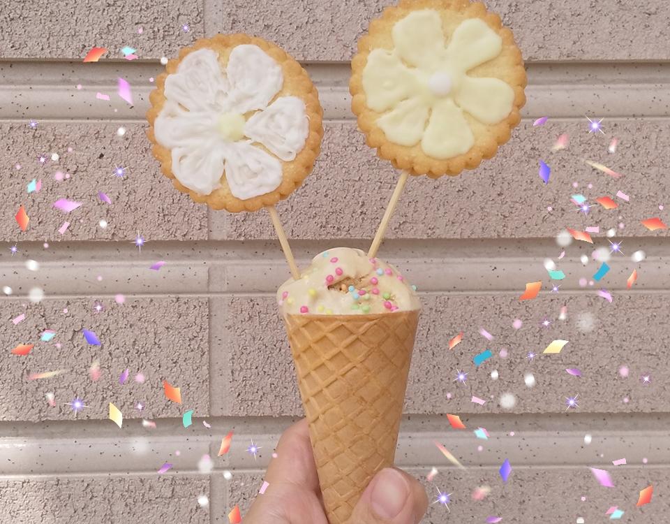【おうちで簡単にできちゃう】レシピあり!美味しい&かわいいデコアイスを作ってみました!!_1