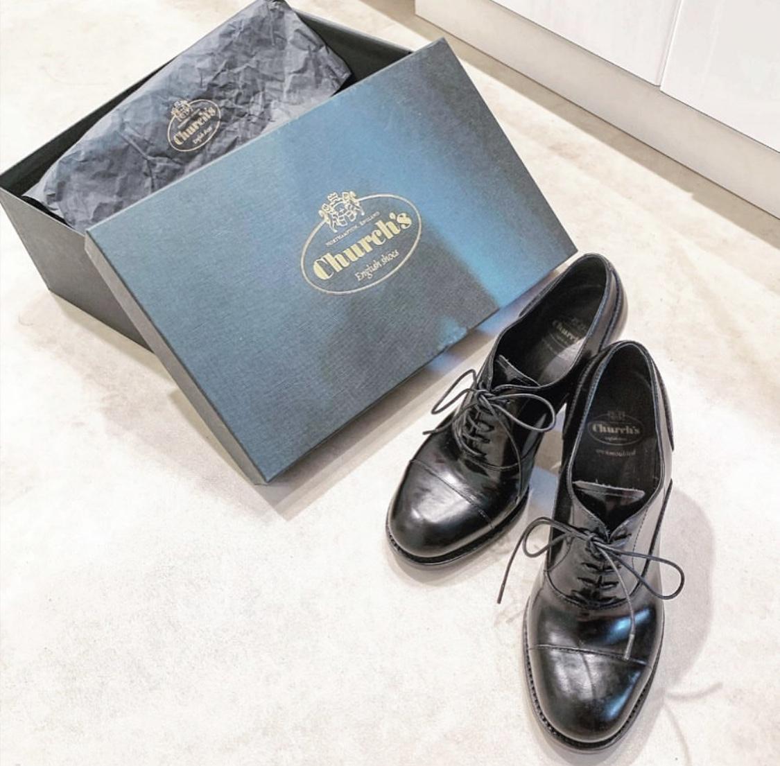 憧れ革靴❤︎《Church's》_2