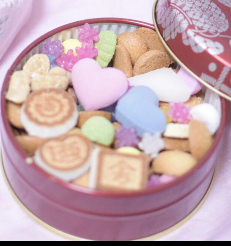 【東京土産】江戸和菓子なのにインスタ映え間違いなし! 銀座 菊廼舎【クッキー缶】_2